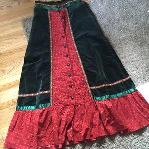 Gorgeous Vintage Gunne Sax Skirt